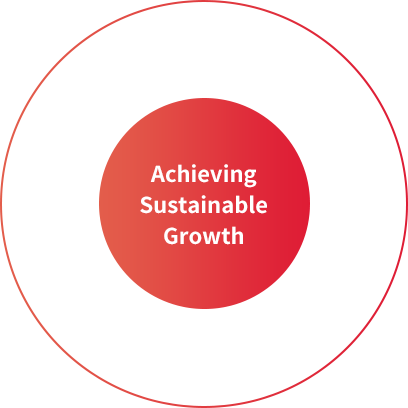 Achieving Sustainable Growth image